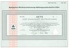 Agrippina Rückversicherung Aktiengesellschaft in Köln