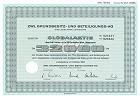 ZWL Grundbesitz- und Beteiligungs-AG vorm. Ziegelwerke - 8er Satz, Ludwigsburg