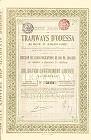 Tramways D'Odessa