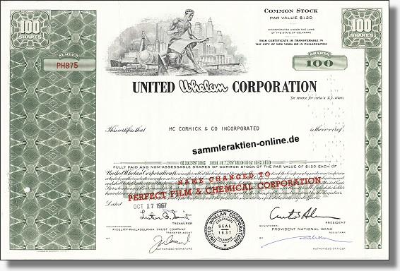 United Whelan Corporation