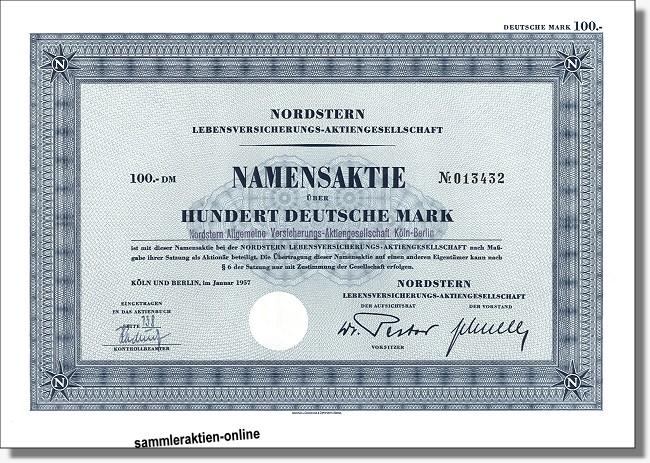 Nordstern Lebensversicherungs-AG