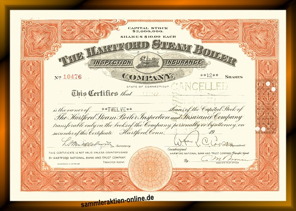 The Hartford Steam Boiler
