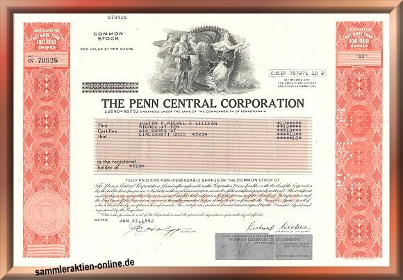 Penn Central Corporation