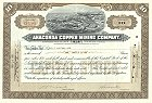 Anaconda Copper Mining Company