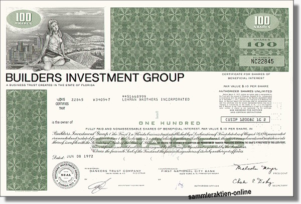 Builders Investment Group