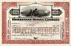 Homestake Mining Company