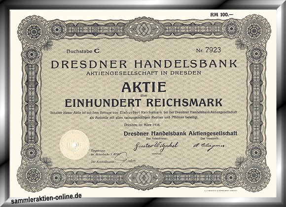 Dresdner Handelsbank AG