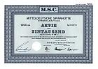 Mitteldeutsche Spinnhütte AG