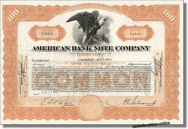 American Bank Note Company