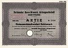 Dortmunder Hansa-Brauerei AG