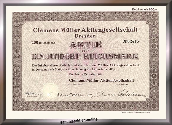 Clemens Müller AG