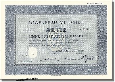 Löwenbräu München AG