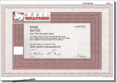 Möbel Walther AG