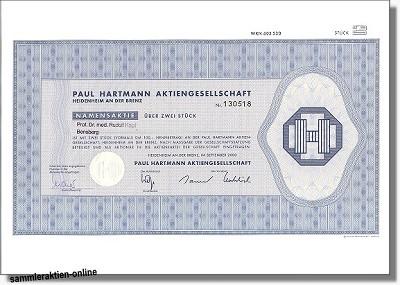 Paul Hartmann AG
