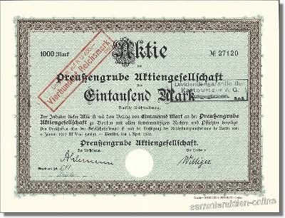 Preußengrube Aktiengesellschaft