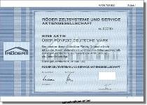 Röder Zeltsysteme und Service AG
