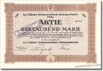 Carl Rübsam Wachswarenfabrik AG