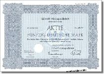 Textilbranche - Deutschland