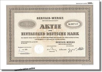 Servais Werke AG