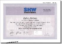 SKW Trostberg Aktiengesellschaft