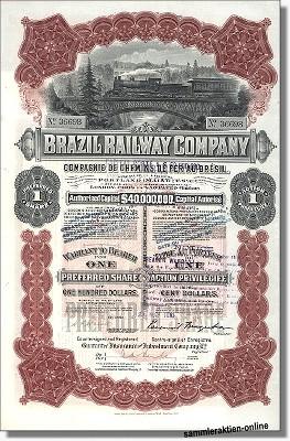 Brazil Railway Company