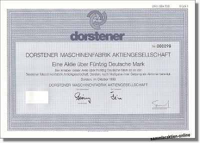 Dorstener Maschinenfabrik AG