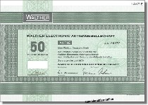 Walther Electronic AG