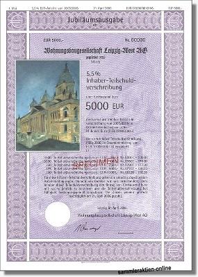 Wohnungsbaugesellschaft Leipzig-West AG