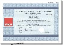 WKM Westfälische Kupfer- und Messingwerke