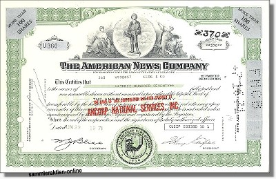 American News Company