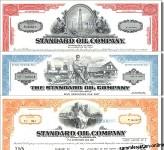 Branchenset Öl und Exploration Nr. 1 - Standard Oil