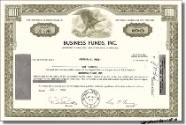 Business Funds Inc.