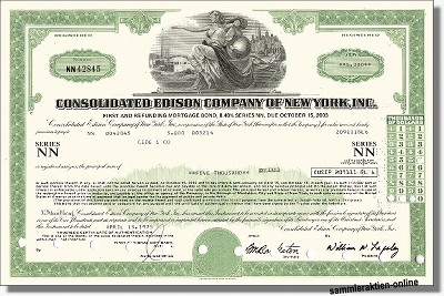 Consolidated Edison Company of New York