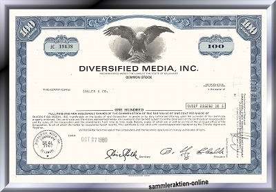 Diversified Media Inc.