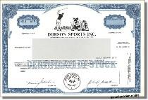 Dorson Sports Inc.