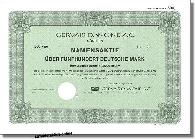 Gervais Danone AG