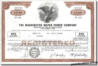 Washington Water Power Company