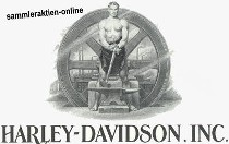 Harley Davidson Inc. - Musterdruck, 10er