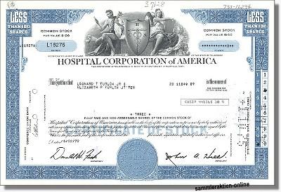 Hospital Corporation of America