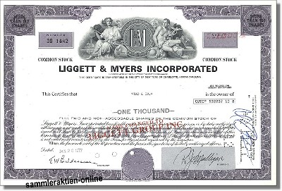 Liggett & Myers Incorporated