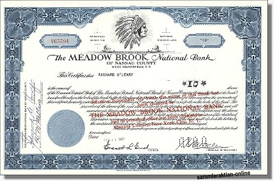 Meadow Brook National Bank of Nassau County