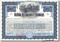 Buffalo, Rochester and Pittsburgh Railway Company