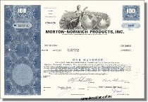 Morton-Norwich Products Inc. - <b>jetzt Procter & Gamble</b>