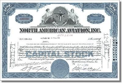 North American Aviation, heute bei Boeing