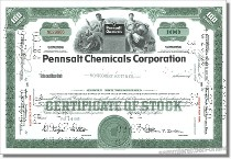 PennSalt Chemicals Corporation