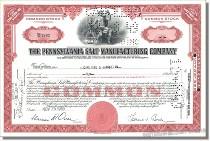 Pennsylvania Salt Manufacturing Company