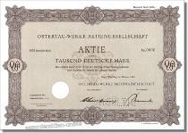 Ostertag-Werke Aktiengesellschaft