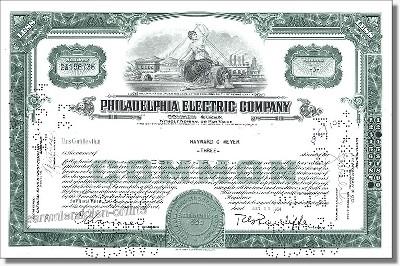 Philadelphia Electric Company