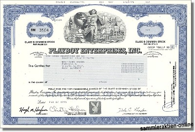 Playboy Enterprises Inc.