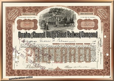 Omaha and Council Bluffs Street Railway Company